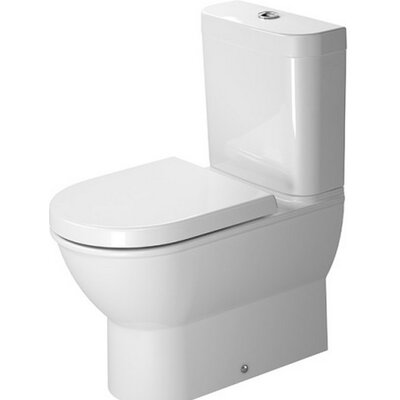 Darling New 1.6 GPF Elongated One-Piece Toilet