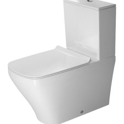 DuraStyle Toilet Close-Couple Cistern with Washdown Vario Outlet