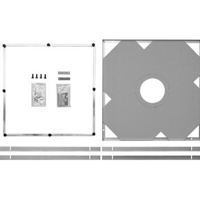 Mounting Set for Flush Fitting Shower Tray