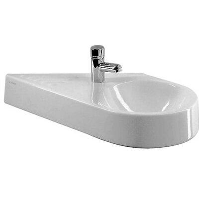 Architec Ceramic 26 Wall Mount Bathroom Sink