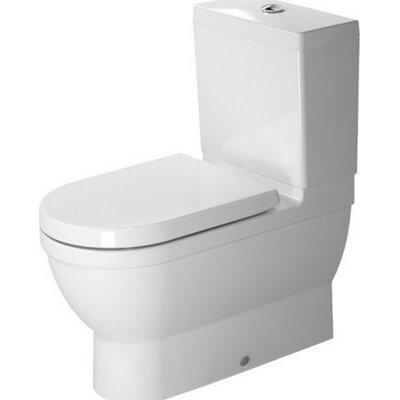 Starck Vario Outlet Washdown Toilet Close-Coupled