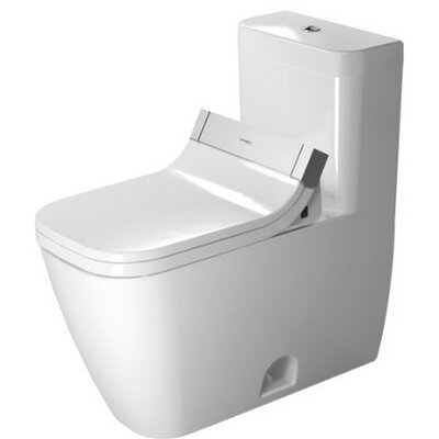 Happy D. 1.32 GPF Elongated One-Piece Toilet