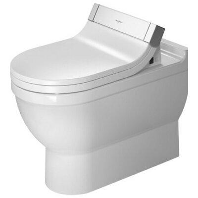 Starck 1.6 GPF Elongated Toilet Bowl