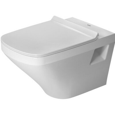 DuraStyle Wall Mounted Washdown Rimless 1.6 GPF Elongated Toilet Bowl
