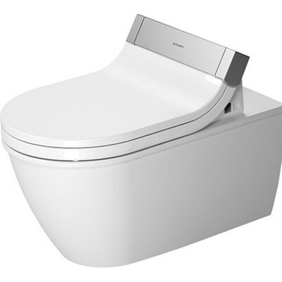 Darling New Wall Mounted Washdown 1.6 GPF Elongated Toilet Bowl