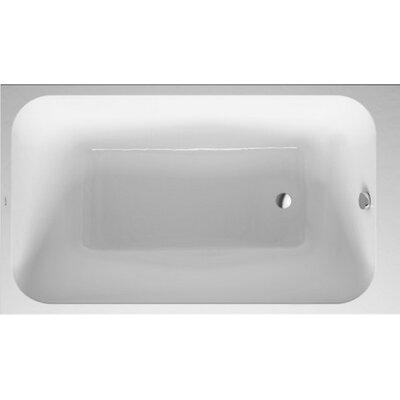 DuraStyle 55.13 x 31.5 Bathtub
