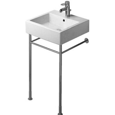 Vero Metal 26 Console Bathroom Sink