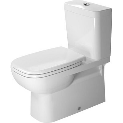 D-Code Vario Outlet Washdown Toilet Close-Coupled