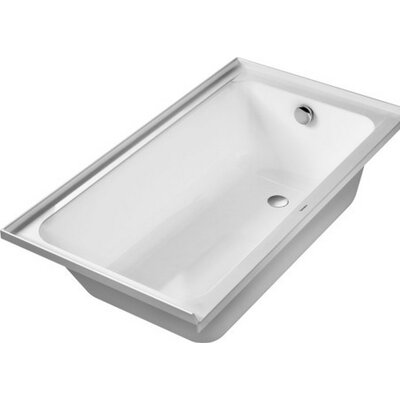 D-Code 60 x 32 Bathtub Drain Location: Right