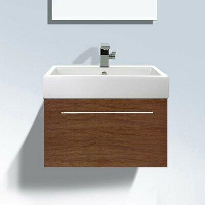 Vero 37 Single Bathroom Vanity Base Finish: American Walnut