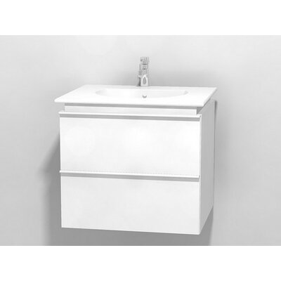 Darling New 23.5 Single Wall Mounted Vanity Base