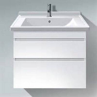 DuraStyle Vanity Set Finish: White Matt