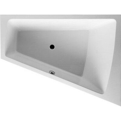 Paiova Bathtub Size: 66.9 x 51