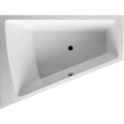 Paiova Bathtub Size: 70.9 x 55