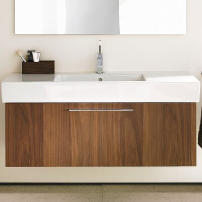 Vero Vanity Base Finish: American Walnut