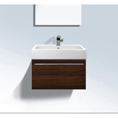 Vero Vanity Base Finish: Macassar