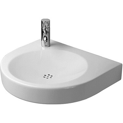 Architec Ceramic 23 Wall Mount Bathroom Sink