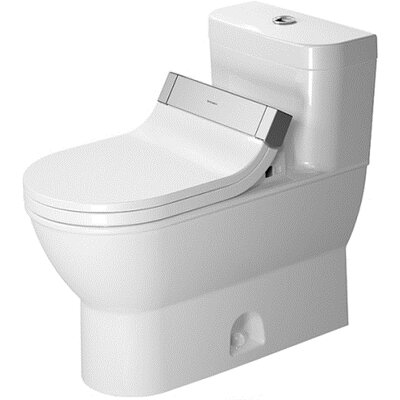 Darling New Elongated One-Piece Toilet