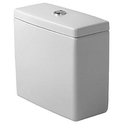 Starck 3 Dual Flush Toilet Tank