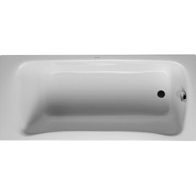PuraVida 67 x 30 Soaking Bathtub Drain Location: Right