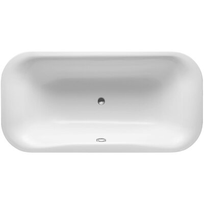 PuraVida 79 x 39 Soaking Bathtub