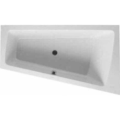 Paiova 67 x 39 Soaking Bathtub