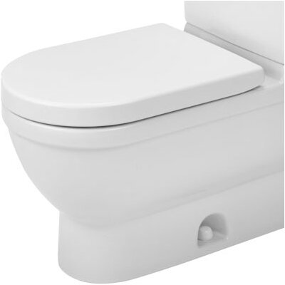 Starck 3 Elongated Toilet Bowl
