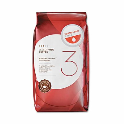 Seattle's Best Premeasured Coffee Packs, Signature-Level 3, 2 oz, 18/Box (195890) SEA11008558