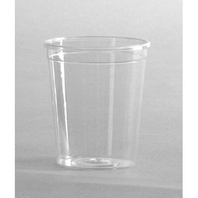 Comet Plastic 2 oz Portion Cup Clear (2500 Cups Per Case) P20