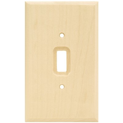 Single Switch Wall Plate