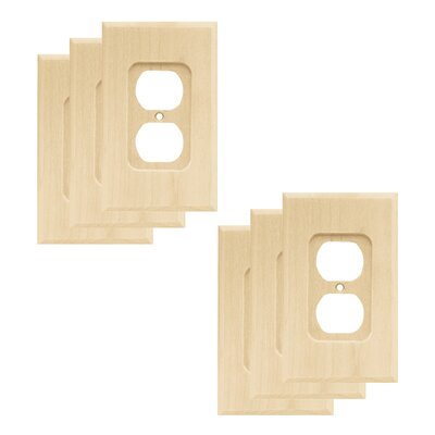 1 Gang Duplex Wall Plate Cover
