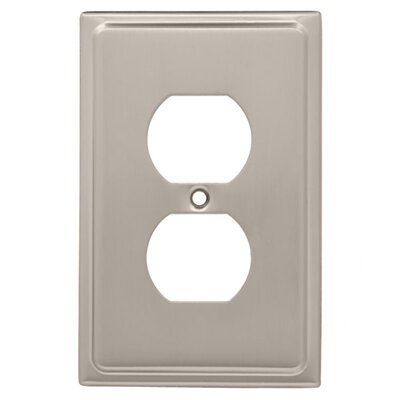 Country Fair Single Duplex Wall Plate