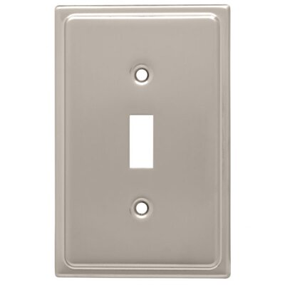 Country Fair Single Switch Wall Plate