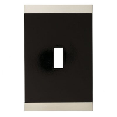 Basic Stripe Single Switch Wall Plate (Set of 2)