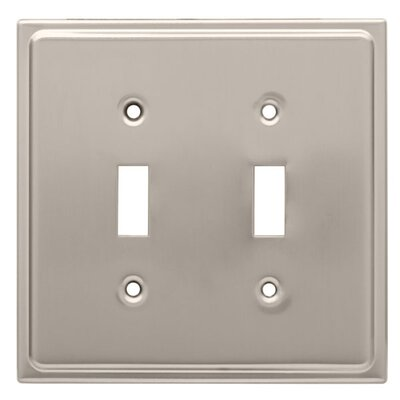 Country Fair Double Switch Wall Plate