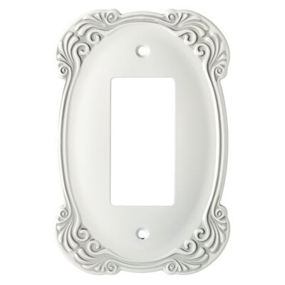 Arboresque Single Decorator Socket Plate
