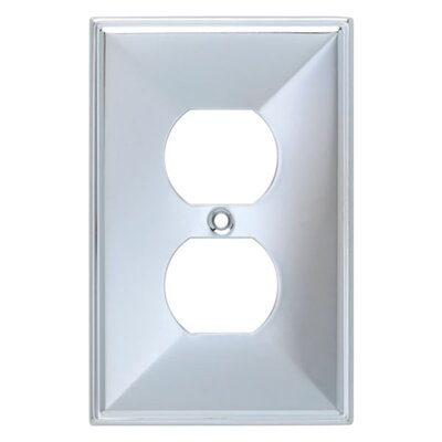 Beverly Single Duplex Socket Plate (Set of 2)