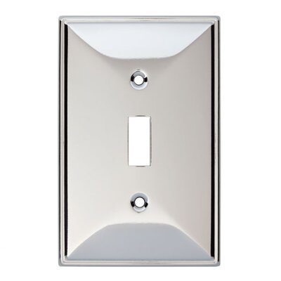 Beverly Single Switch Wall Plate (Set of 2)