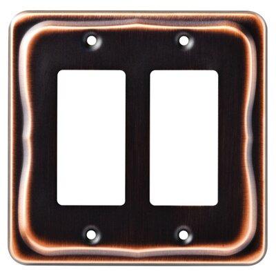 Tenley Double Decorator Wall Plate