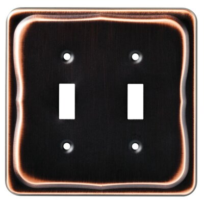 Tenley Double Switch Wall Plate