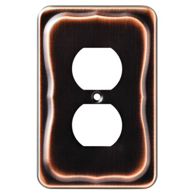 Tenley Single Duplex Wall Plate