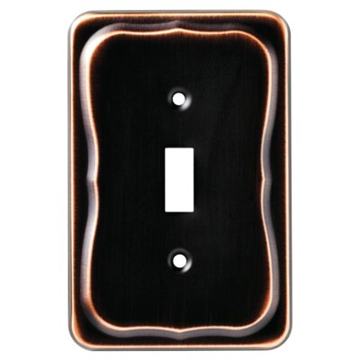 Tenley Single Switch Wall Plate