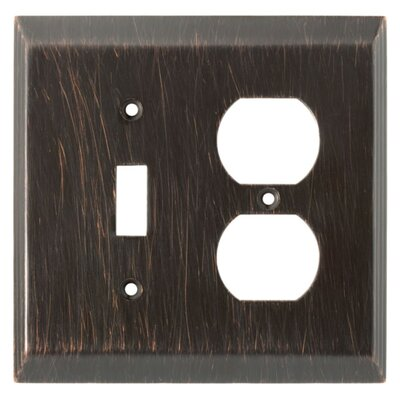 Stately Single Switch/Duplex Wall Plate