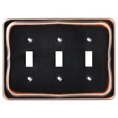 Tenley Triple Switch Wall Plate