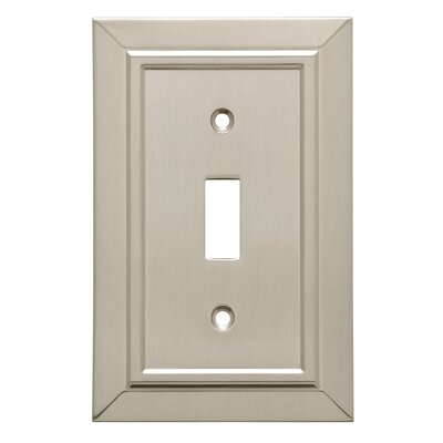 Classic Architecture Single Switch Wall Plate