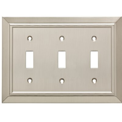 Classic Architecture Double Switch Wall Plate