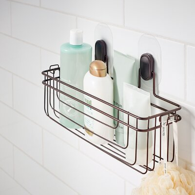 Shower Caddy Finish: Classic Bronze