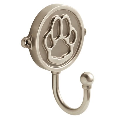 Paw Print Wall Hook