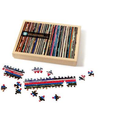 Vinyl Collection Puzzle