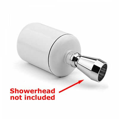 Shower-Soft Inline Shower Filter